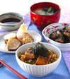 蒲焼のタレで!簡単ウナギの炊き込みご飯の献立