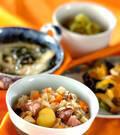 「ちまき風炊き込みご飯」の献立