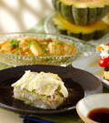 「豚肉と白菜のミルフィーユ」の献立