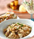 「洋風鯛飯」の献立