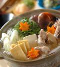 「鶏鍋」の献立