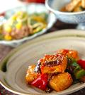 「揚げ豆腐の甘辛炒め」の献立