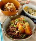 「大根と牛肉の韓国すき煮」の献立