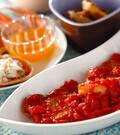 「豚肉のトマトソース煮」の献立