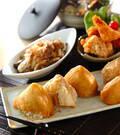 「おいしいいなり寿司」の献立