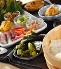 「色々手巻き寿司」の献立