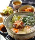 「湯豆腐」の献立
