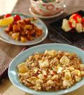 「本格麻婆豆腐」の献立