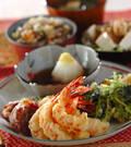 「いろいろ天ぷら」の献立