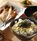 「トロロご飯」の献立