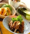 「スペアリブの中華煮」の献立