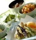 「野菜のソーダ揚げ」の献立