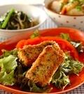 「豆腐のチーズパン粉焼き」の献立