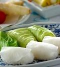 「野菜寿司」の献立
