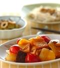 「高野豆腐の酢豚風」の献立