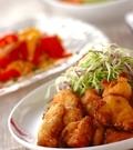 「白身魚のイタリアンフリット」の献立