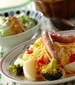 菜園風スパゲティー
