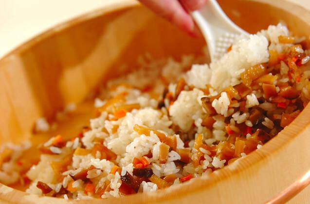 豪華ちらし寿司の作り方の手順11
