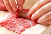 牛ロールの作り方1