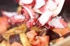 タコのアンチョビ炒めの作り方3