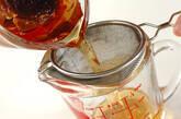 高野豆腐の煮物の下準備3