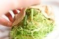 冷シャブの大きなサラダの作り方4