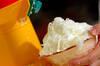 イチゴミルクの台湾風かき氷の作り方の手順3