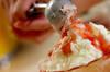 イチゴミルクの台湾風かき氷の作り方の手順4