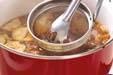 ナスとナメコの赤だしの作り方4