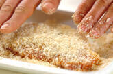 チーズ風味のポークカツの作り方4