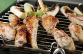 一味焼き鶏の作り方3