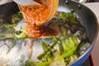 サバのみそ煮の作り方の手順7