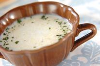 ベビーコーンスープ