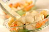 海鮮と長芋の和風グラタンの作り方4