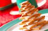 メープルツリークッキーの作り方の手順