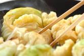 キャベツのバター蒸しの作り方4