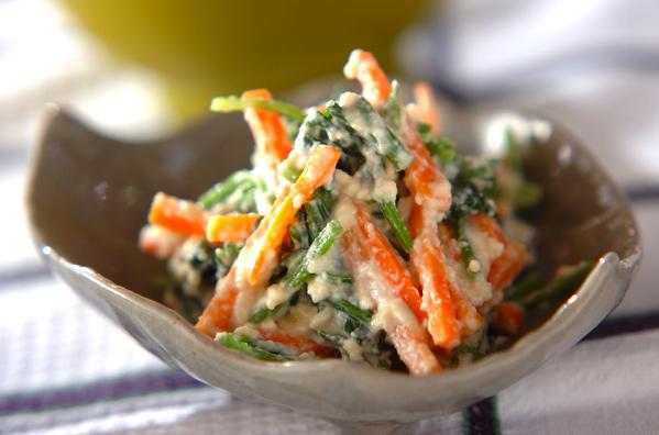 コクうま「白和え」の人気レシピ20選。豆腐がもっと好きになる!