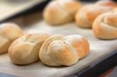もっちり甘酒ご飯パンの作り方6