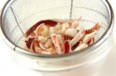 イカゲソ西京風味の作り方3