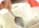 森のイチゴケーキの作り方5