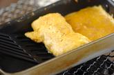 ツナ入り卵焼きの作り方2