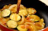野菜オムレツの作り方3