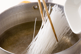 春雨と豚肉の中華炒めの作り方1