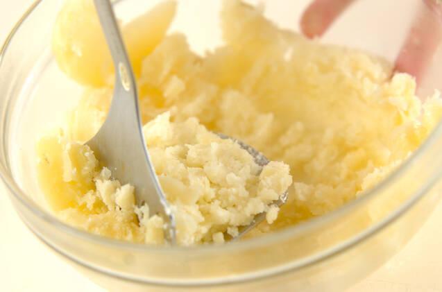 ヒジキ入りポテトサラダの作り方の手順4