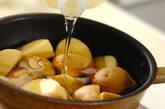 揚げジャガイモのピリ辛煮の作り方5