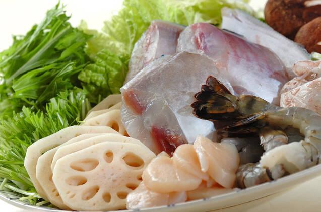 絶品ダシの熱々海鮮鍋の作り方の手順10