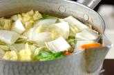 白菜のマリネの作り方1