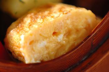 タラコチーズ卵焼き