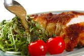 鶏肉のみそチーズ焼きの作り方9