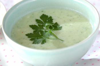 キュウリのスープ